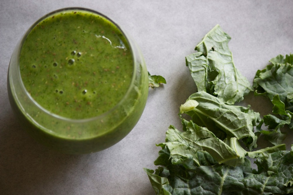 Kale Power Smoothie