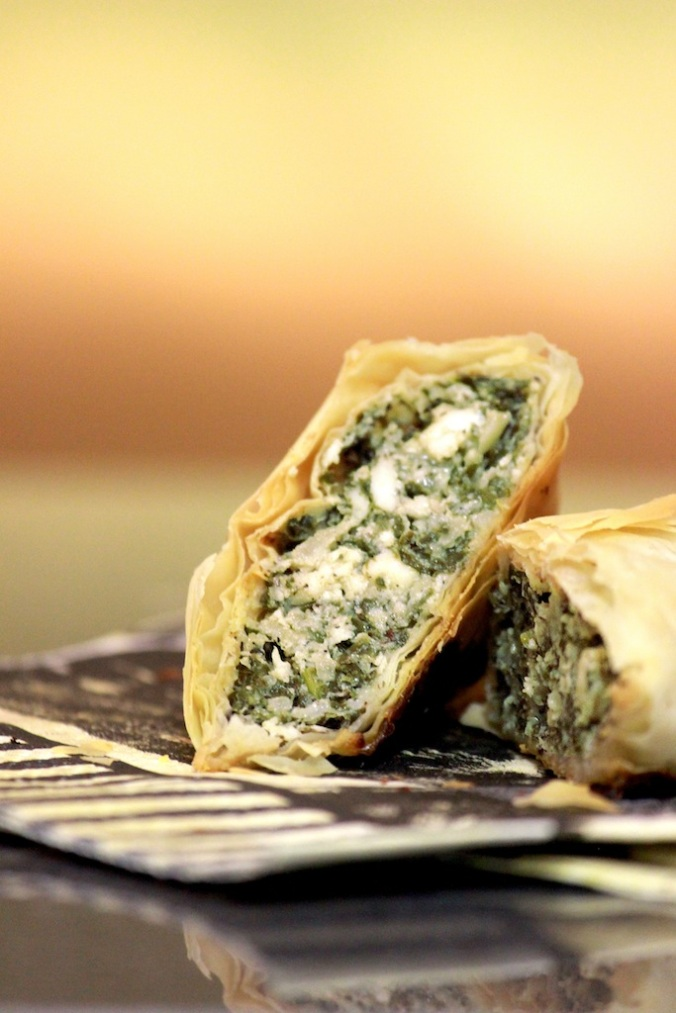 Middle Eastern Spanakopita