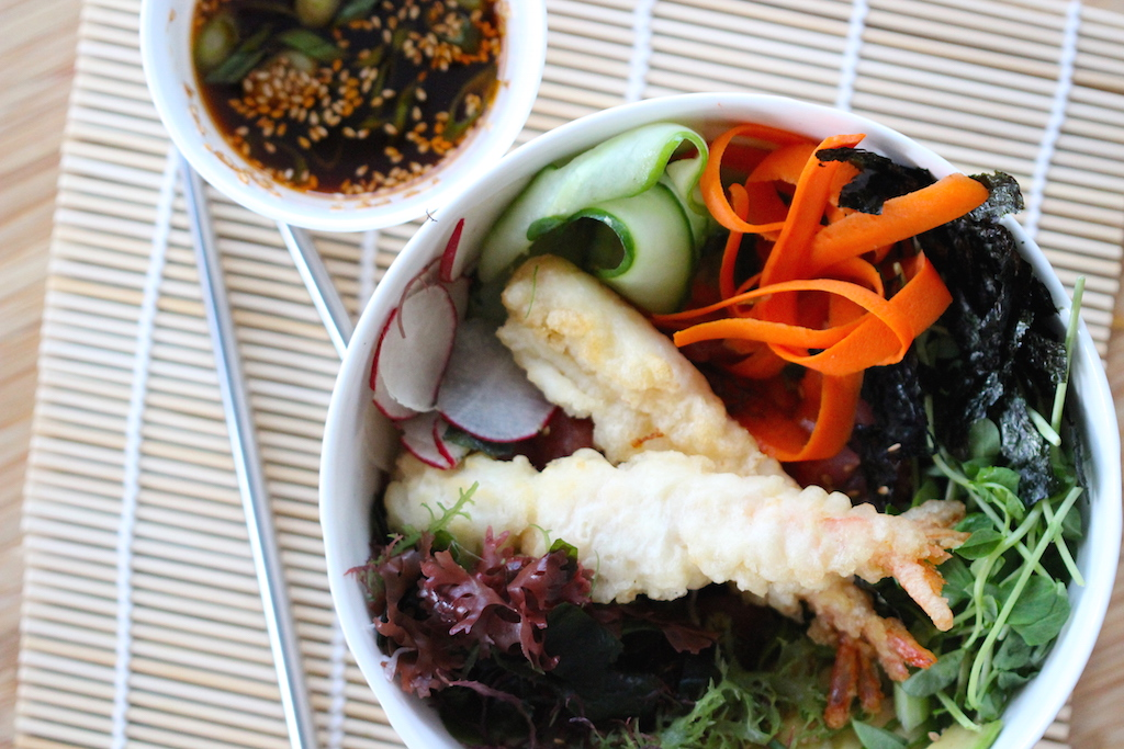 The Deconstructed Sushi Bowl – Edible Ventures
