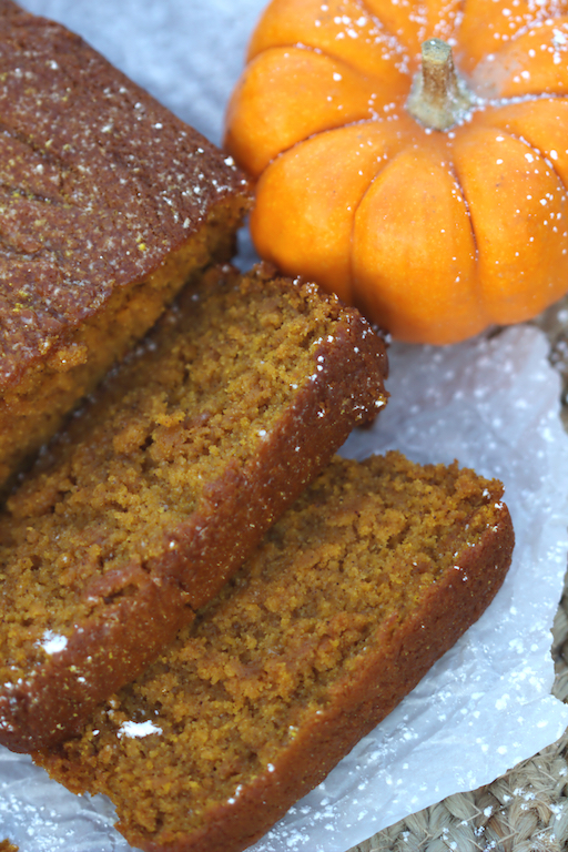 The Perfect Pumpkin Bread