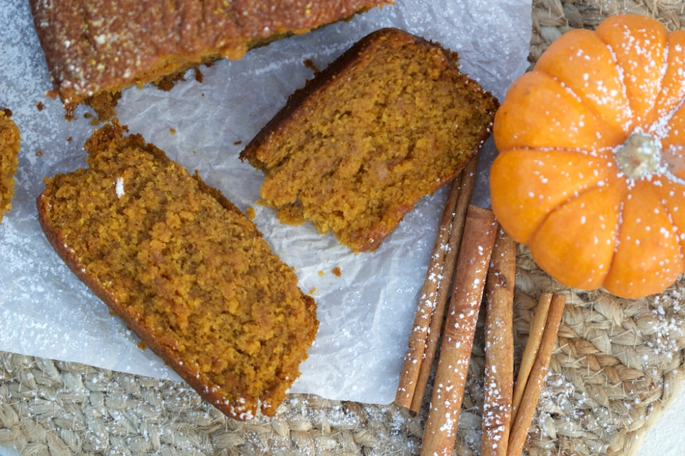 The Perfect Pumpkin Bread